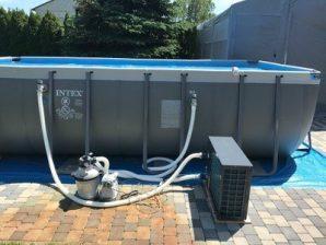 Pompy ciepła do basenu